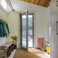 маленький коридор прихожая в хрущевке идеи дизайна