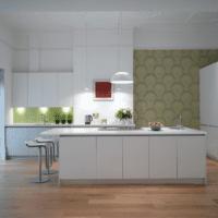 обои для кухни дизайн фото