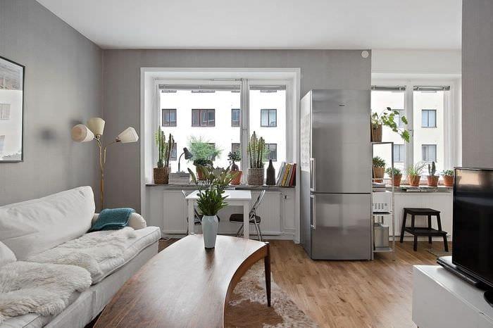 этом рбк однокомнатная квартира угловая дизайн фото силуэт длина