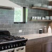 плитка на кухню дизайн