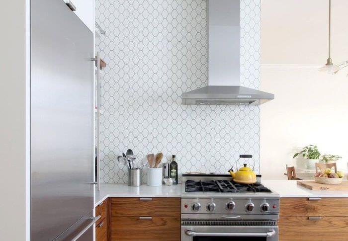 плитка на кухню фото