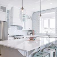 плитка на кухне фото идеи