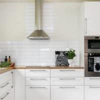 плитка на кухне идеи дизайн