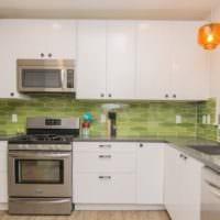 плитка на кухне идеи интерьера
