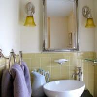 плитка для ванной обычная