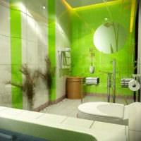 плитка для ванной зеленая фото