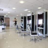 салон красоты парикмахерская фото интерьера