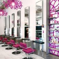 дизайн салонов красоты стильные идеи