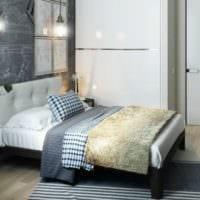 спальня 10 кв м фото дизайн