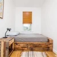 спальня 10 кв м фото интерьер