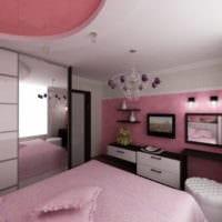 спальня 10 кв м современный интерьер