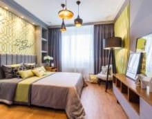 спальня 15 кв м