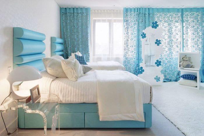декор спальни 15 кв м