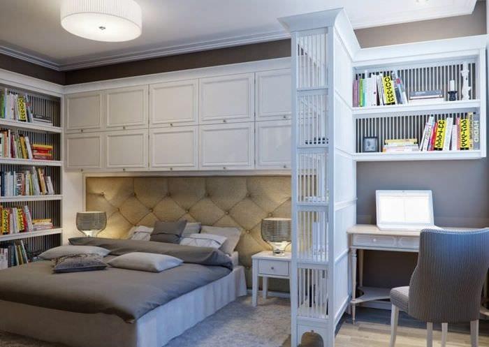 спальня 15 кв м фото