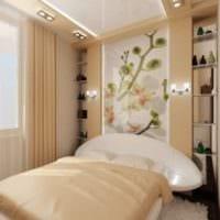 спальня в хрущевке дизайн интерьера