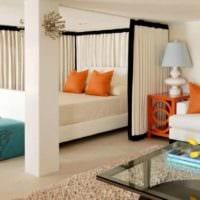 спальня в хрущевке фото декор