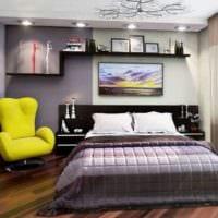 спальня в хрущевке фото дизайна