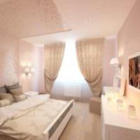 спальня в хрущевке современный дизайн