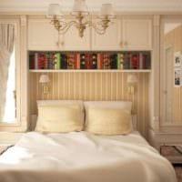 спальня в хрущевке стильный дизайн