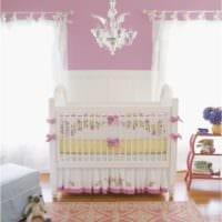 детская в спальной комнате дизайн фото