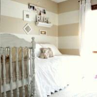 детская в спальной комнате интерьер дизайн