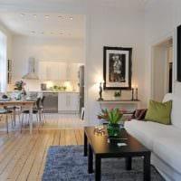 дизайн двухкомнатной квартиры фото идеи