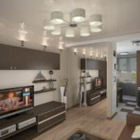 дизайн двухкомнатной квартиры идеи фото