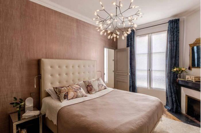 фото спальни 16 кв м
