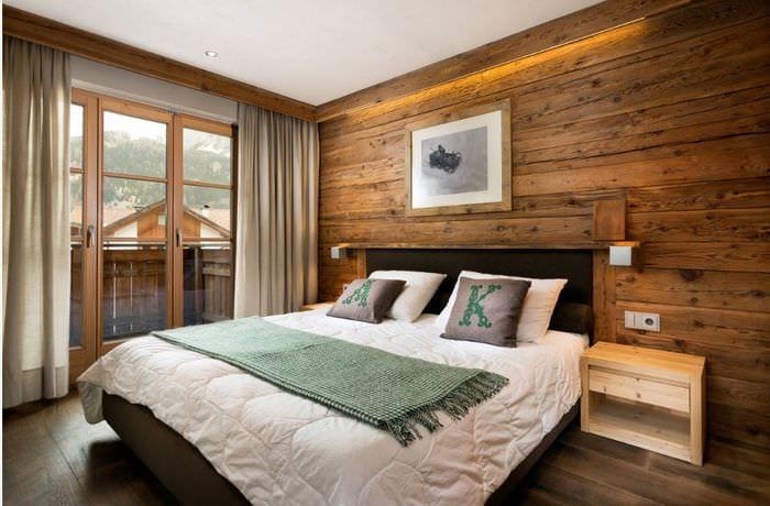 отделка пола в спальне 16 кв м