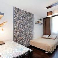 дизайн спальни 10 кв метров