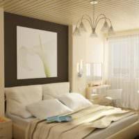 дизайн спальни 10 кв метров фото