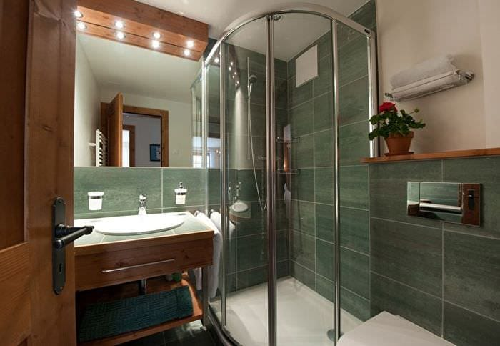 дизайн ванной 4 кв м фото