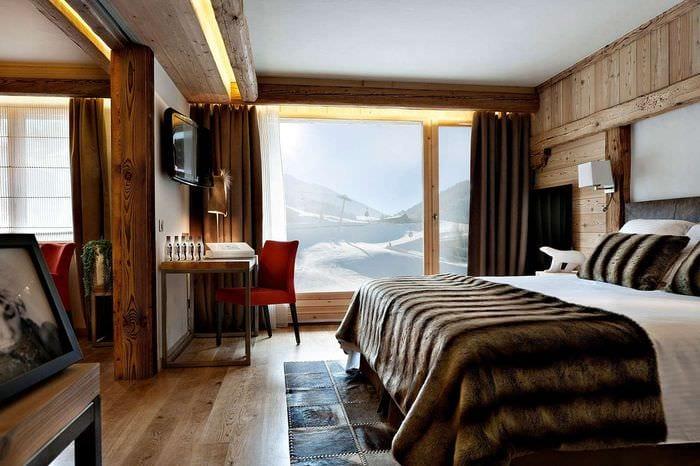 мебель в спальне кабинете