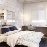 кабинет спальня