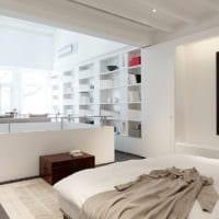 кабинет спальня дизайн