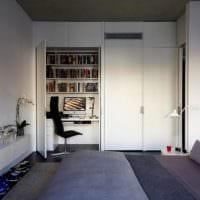 кабинет спальня фото дизайн
