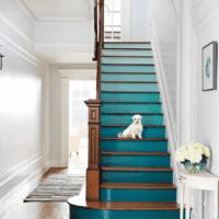 лестница на второй этаж фото