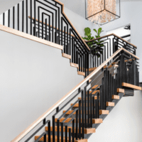 лестница на второй этаж идеи дизайна