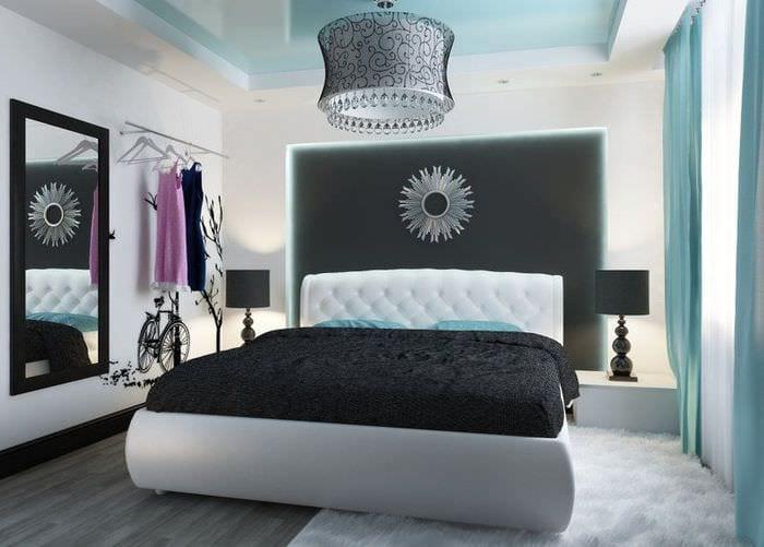 модная спальня 2018 идеи