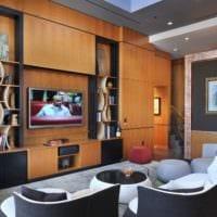 прямоугольная комната дизайн идеи