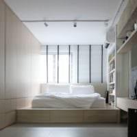 прямоугольная комната фото дизайна