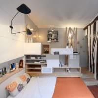 прямоугольная комната идеи дизайна