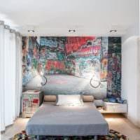 прямоугольная комната стильный дизайн