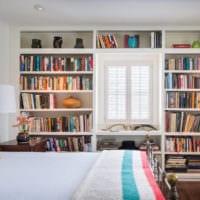 прямоугольная спальня 16 кв м дизайн фото