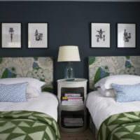 прямоугольная спальня 16 кв м дизайн идеи
