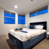 прямоугольная спальня 16 кв м фото дизайн