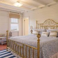прямоугольная спальня 16 кв м идеи дизайна