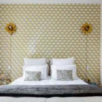 прямоугольная спальня 16 кв м идеи оформления