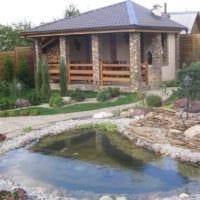 садовый участок 4 сотки тонкости ландшафтного дизайна идеи