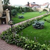 садовый участок 4 сотки тонкости ландшафтного дизайна идеи оформление